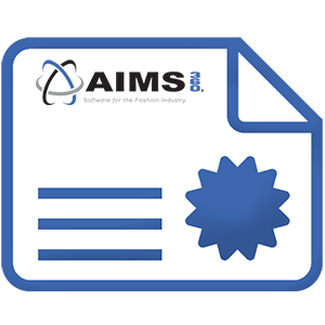 AIMS Certification Program - CW